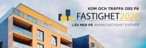 Elbilsladdning på Fastighet2020 i Uppsala